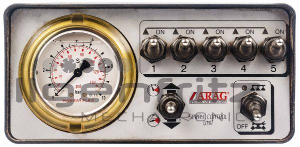 Arag | Spray Control Unit mit Druckmesser