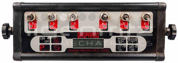 Gaspardo | Seeder Monitor MCE 6000