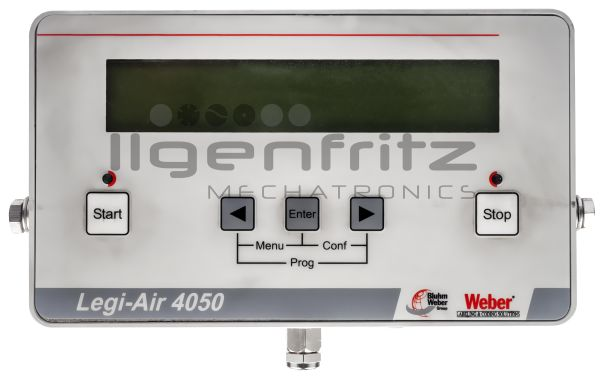Weber   Legi-Air 4050