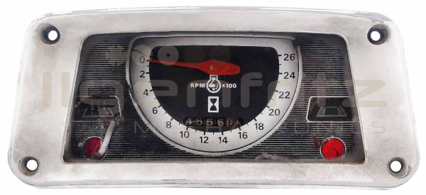 Ford   4600 Instrumentenbrett