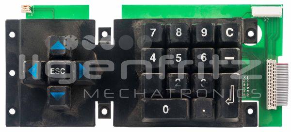 DeLaval   Tastatur