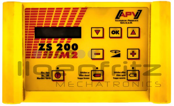 APV   ZS 200 M2