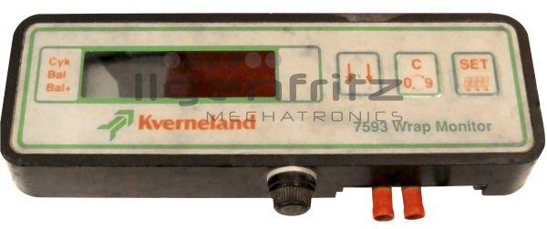 Kverneland   Wrap Monitor 7593