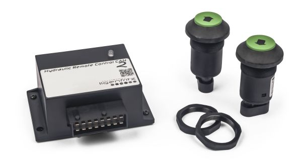 Hydraulik Remote Control CAN CNH