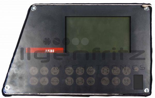 Aebi | Instrumentenbrett TT270