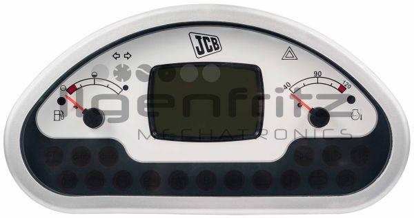 JCB   Kombiinstrument Fastrac (digital)