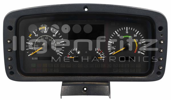 Mercedes   Unimog Kombiinstrument U500