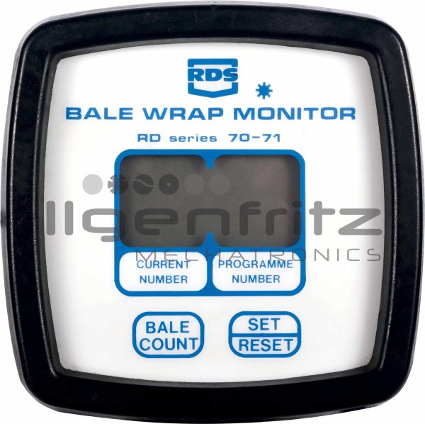 RDS   Bale Wrap Monitor