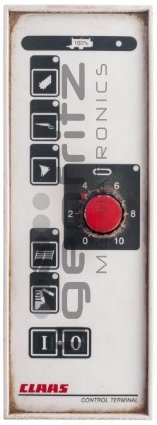 Claas   Control Terminal (Ladewagen 2)