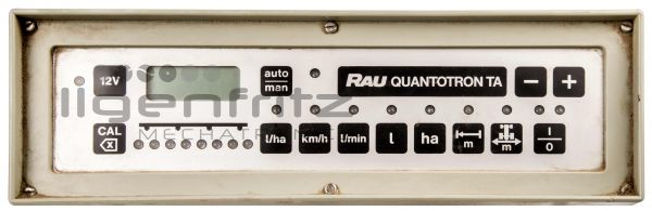 Rau | Quantotron TA Reman