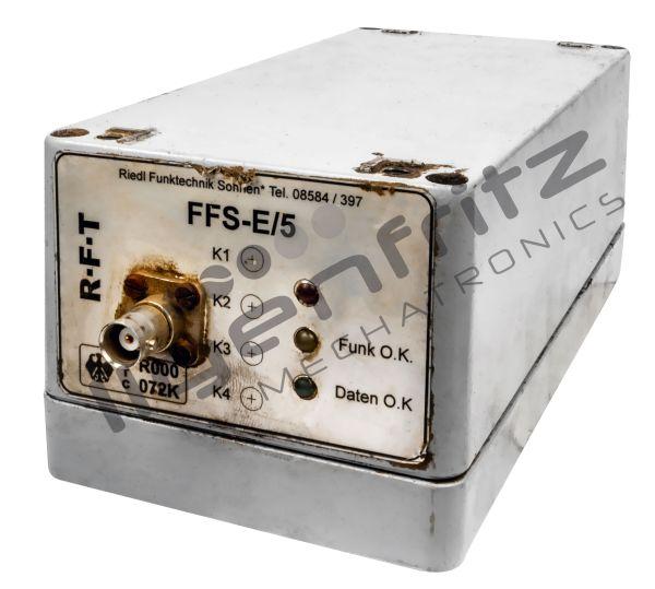 RFT | Seilwinde Funkempfänger