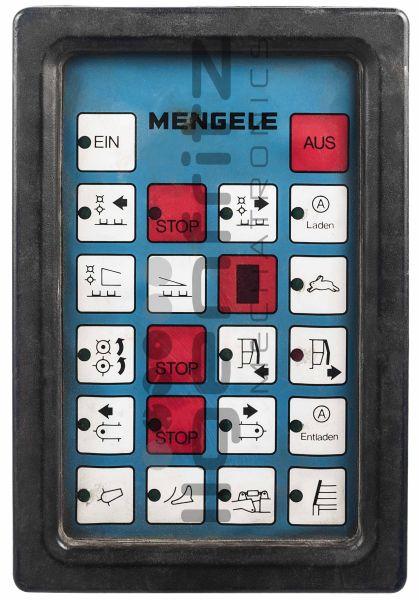 Mengele | Bedieneinheit Ladewagen