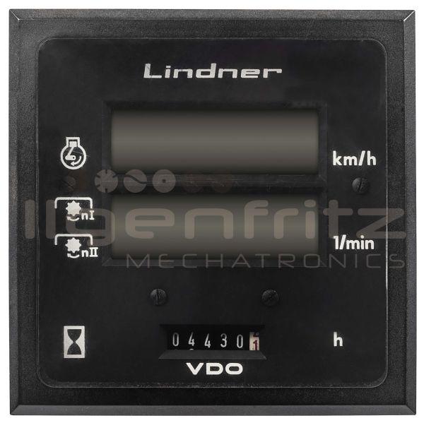 Lindner | VDO Anzeige
