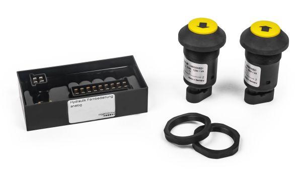 Hydraulik Rem. Joystick l/r Claas/JD