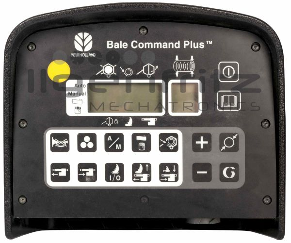 New Holland   Bale Command Plus